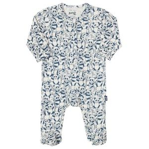 Other - Organic Cotton Panda all over Footed Sleepsuit
